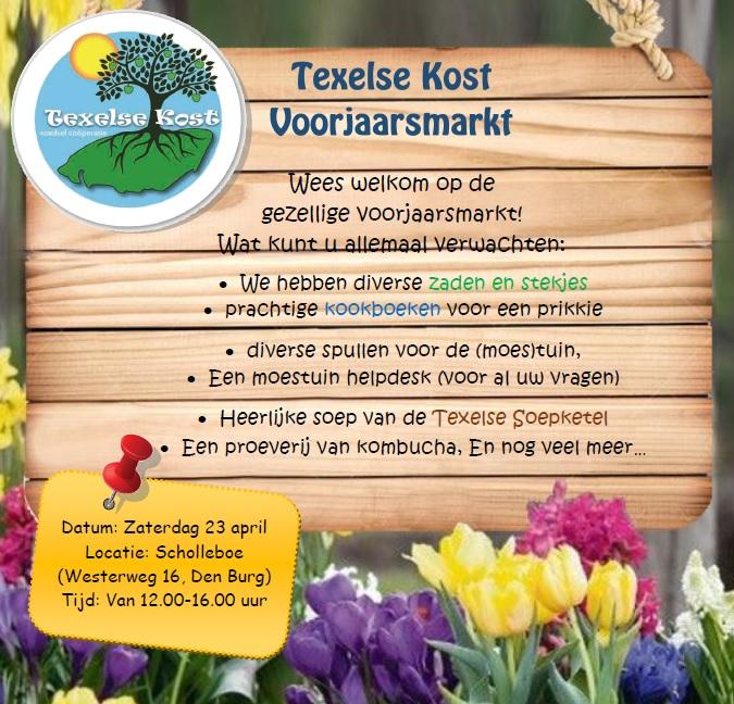 voorjaarsmarkt